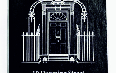 200 Downing Street Doors