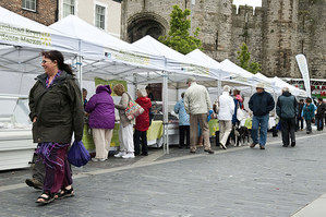 Snowdonia Market at Inigo Jones on Sunday July 28th