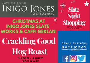 Slate Night Shopping & Small Business Saturday 2018