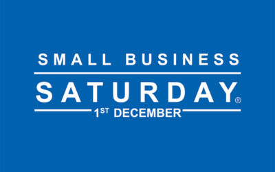 Small Business Saturday – December 1st