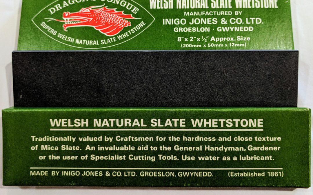 Honing Stones; A Speciality product made by Inigo Jones