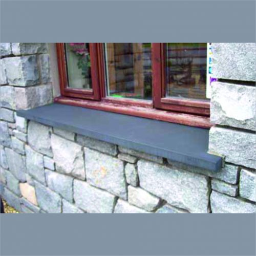 Blue Grey Welsh Slate Cill - Architectural Slate