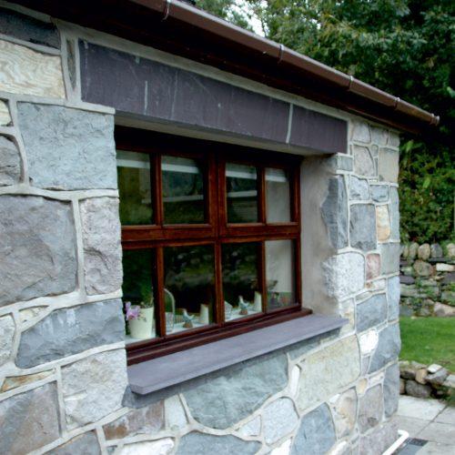 Heather Blue Welsh Slate Window Cill - Architectural Slate