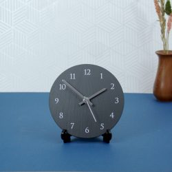 Welsh Slate Wall Clock Arabic dial Inigo Jones Slate Works
