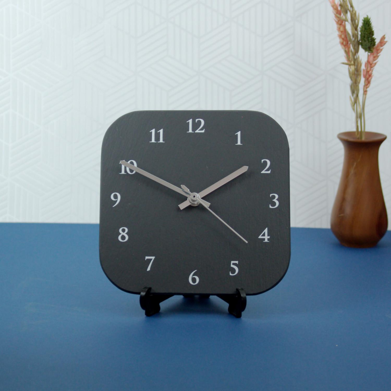 Small Square Wall Clock Inigo Jones