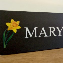 Printed Plaques