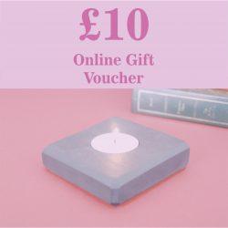 £10.00 Online Gift Voucher