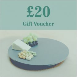 Buy £20.00 Inigo Jones Slate Works Gift Voucher to Spend Online or In Store - Tocyn Anrheg gwerth £20.00