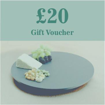 Buy £20.00 Inigo Jones Slate Works Gift Voucher to Spend Online or In Store - Tocyn Anrheg gwerth £20.00