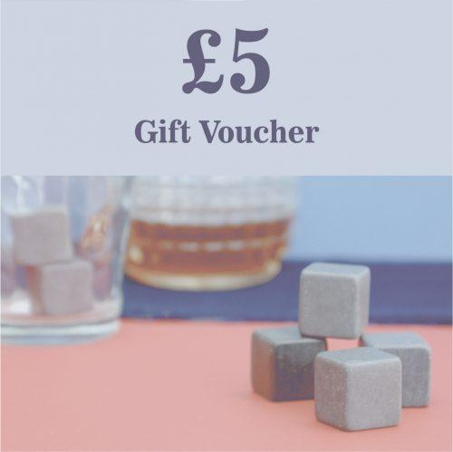 Buy £5.00 Inigo Jones Slate Works Gift Voucher to spend Online or In store -Prynwch Tocyn Anrheg gwerth £5.00