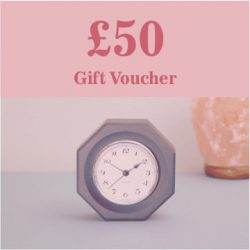 Buy £50.00 Inigo Jones Slate Works Gift Voucher to spend Online or In store - Tocyn Anrheg gwerth £50.00