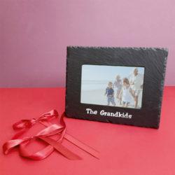 Inigo Jones Slate Works The Grandkids 6x4 photo Frame