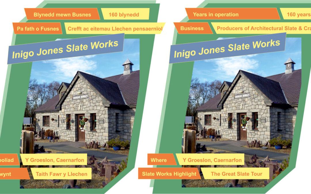 Inigo Jones Slate Works Quick Facts