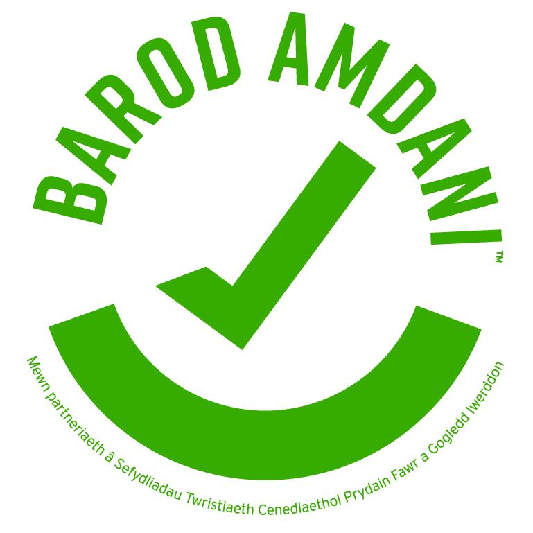 Covid-19 Marc Sicr Safon y Diwydiant Barod Amdani